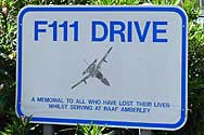 F-111 Drive at Amberley