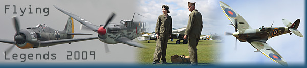 Flying Legends 2009 - Duxford