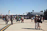 a walk through the static display at Edwards
