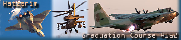 Hatzerim Graduation Ceremony #162 / 2011