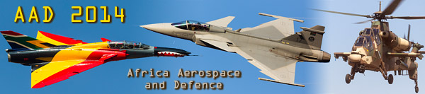 AAD 2014 - Africa Aerospace and Defence