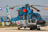 Israel Navy Panther helicopter