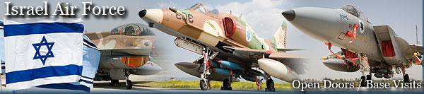 Israel Air Force Photos