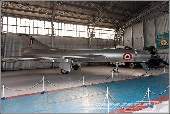 Indian Air Force Museum 1058 700 470 90