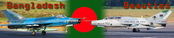Bangladesh Beauties - Planespotting in Dhaka