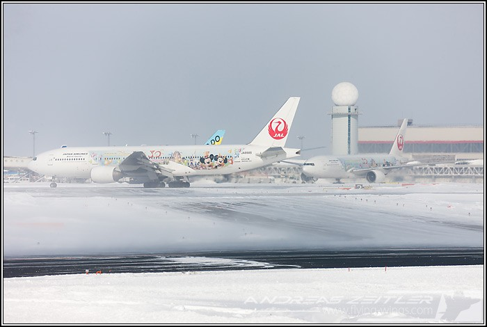 0Chitose Airport JAL 5688 Zeitler 700 470 90